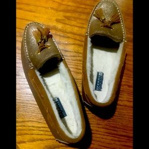 Sperry House Slippers Women's Size 11